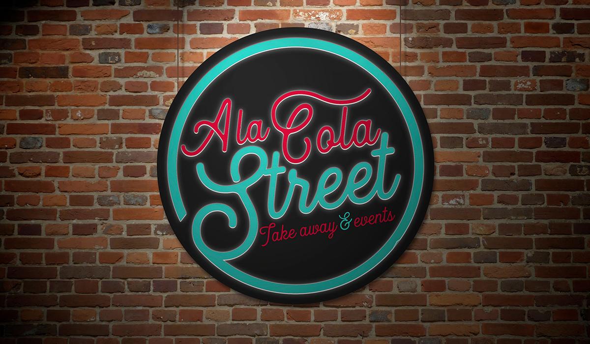 a la cola street