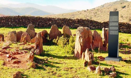 dolmen de sierra gorda