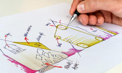 El tótem publicitario o monolito, es una gran solución estática de comunicación. Te mostramos un proyecto de señalética en Extremadura. Roberto Nieto Diseño.