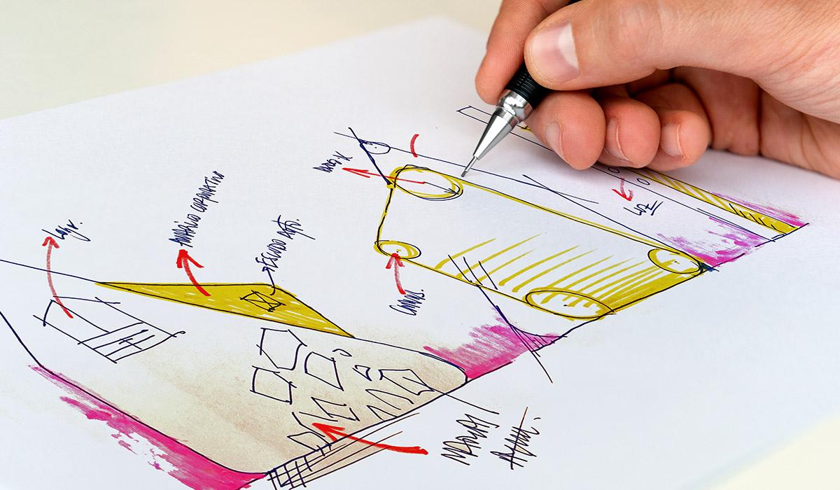 Diseño Totem Rótulo